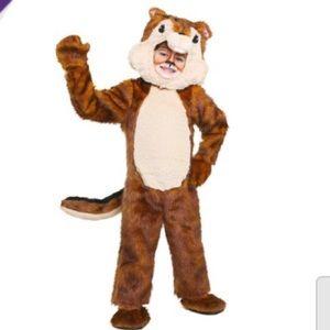 Chipmunk costume